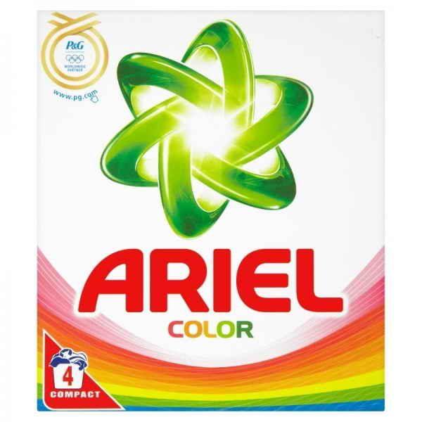 Ariel prášek Color & Style 4PD (300g)
