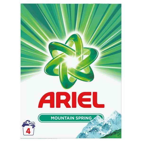 Ariel prášek Mountain Spring 4PD (280g)