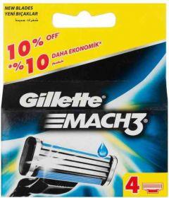 Gillette Mach3 ProGlide náhradní hlavice 4ks