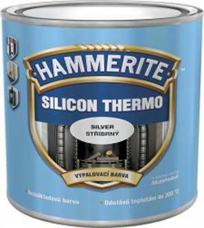 Hammerite Silikon Thermo stříbřenka 250ml (sleva)