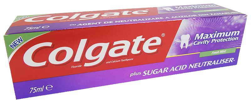 Colgate zubní pasta Max Cavity Protection Fresh Mint 75ml