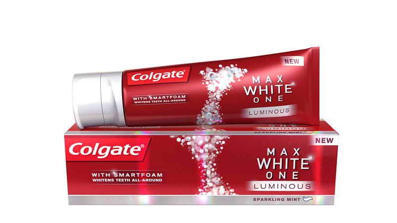 Colgate zubní pasta Max White one Luminous 75ml