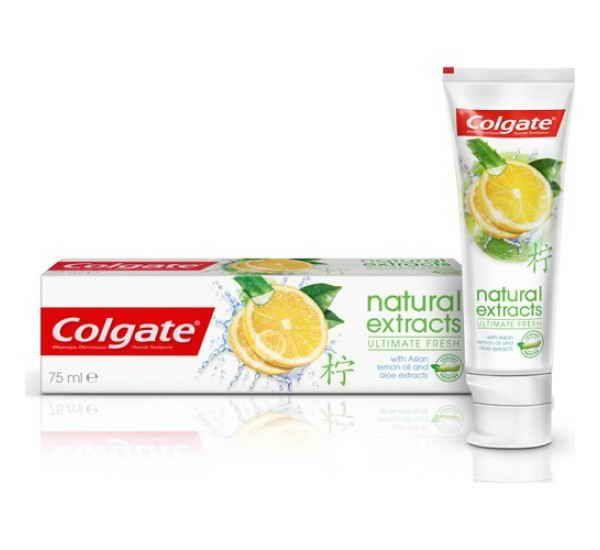 Colgate zubní pasta Nature lemond 75ml