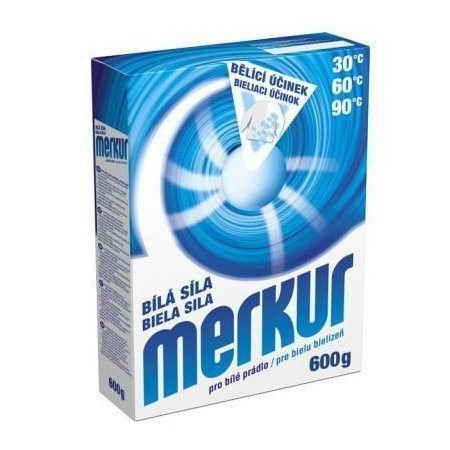 Merkur Bílá síla 600g