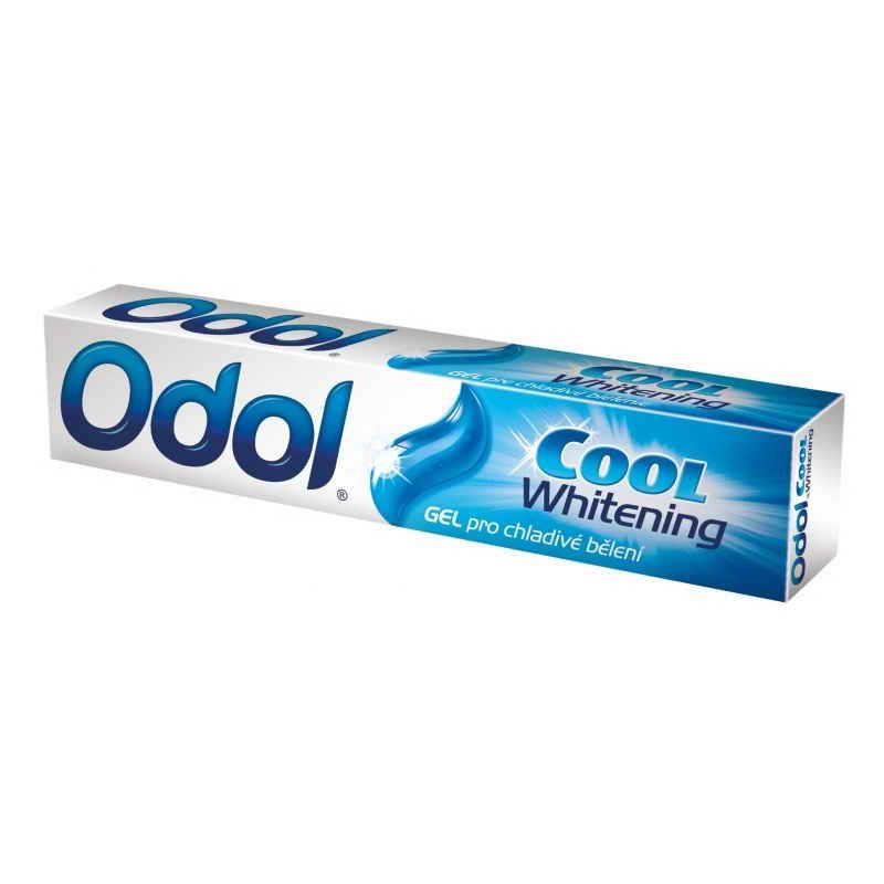 Odol zubní pasta Cool Whitening gel 75ml