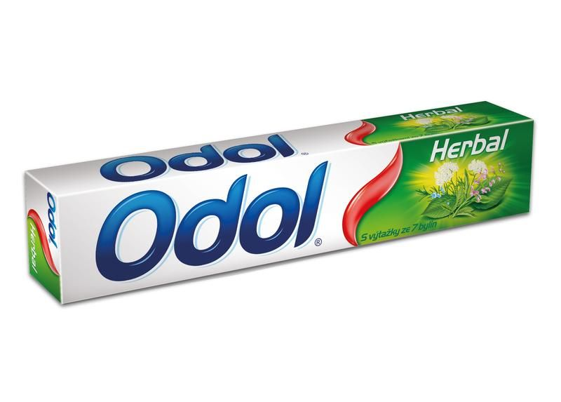 Odol zubní pasta Herbal 75ml