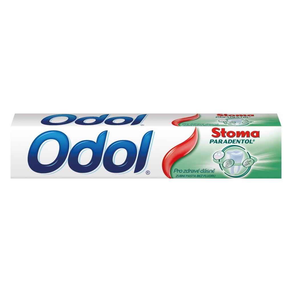 Odol zubní pasta Stoma Paradentol 75ml