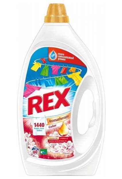 Rex gel na praní Japanese Garden Color 60PD