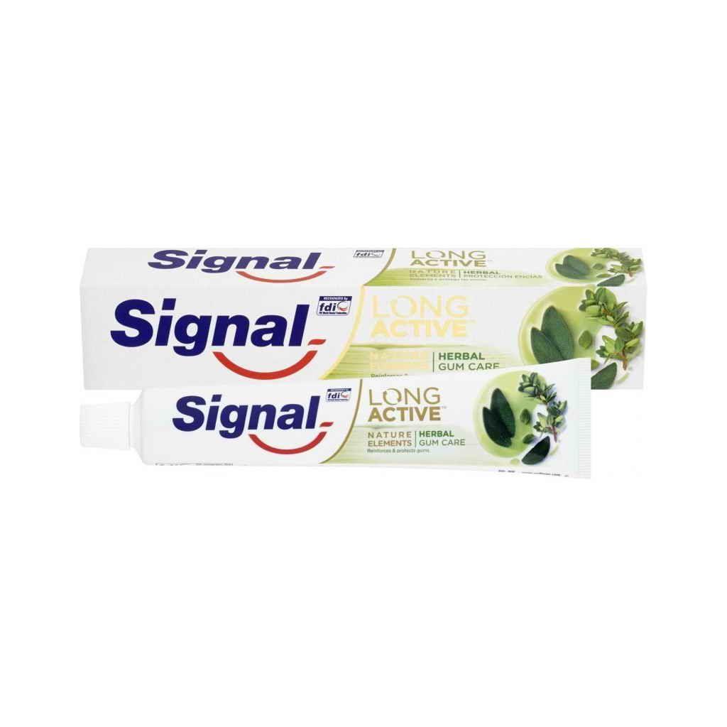 Signal zubní pasta Natural šalvěj a tymián 75ml