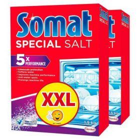 Somat sůl do myčky 2x 1,5kg